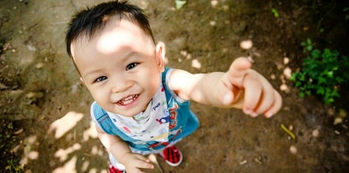 Your child's smile can tell you a lot about their health