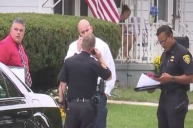 Toddler fires a handgun, severely injures two other toddlers at a home daycare