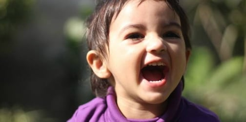 Should you be worried if your child is a late talker?