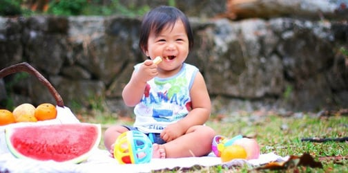 10 Healthy finger foods that your baby will love