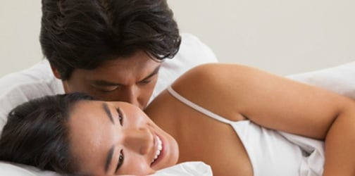 Study finds that it's cuddling, not sex that makes couples happier