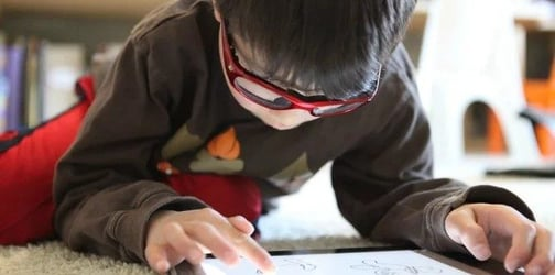 Kids under the age of 9 spend over 2 hours daily in front of screens, says report