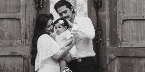 Robin and Mariel Padilla won't force daughter to choose religion when she grows up