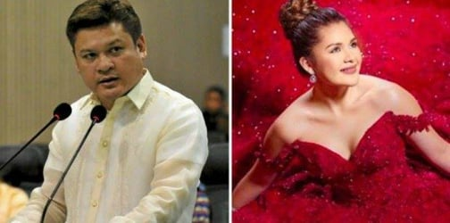 Paolo and daughter Isabelle Duterte have heated argument on social media