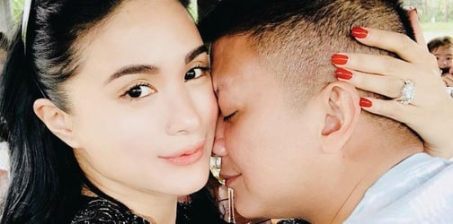 """Heart Evangelista is planning on starting a """"little project"""" with Chiz"""