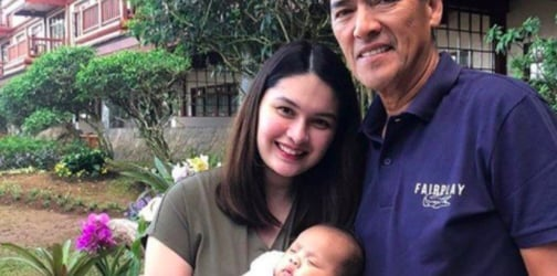 Vic Sotto and Pauleen Luna celebrate their 2nd anniversary