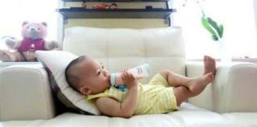 Wash baby bottles: How to keep your baby's bottles clean at home
