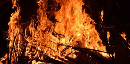 Heroic lolo dies after saving his sick wife from fire