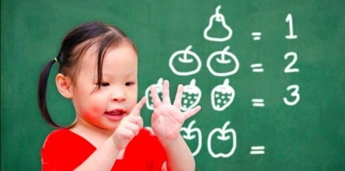 Find out if your kid is good at math with these simple tests