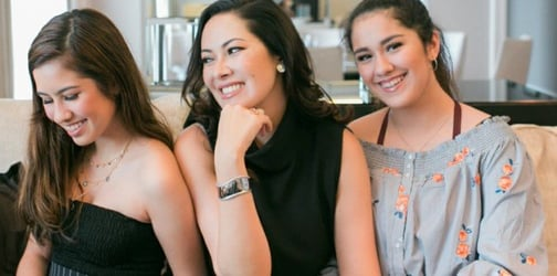 Ruffa Gutierrez and her daughters allegedly harassed in Malaysia