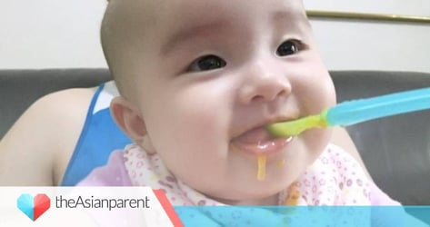 Great tips from my mom: Best choices for baby's first foods