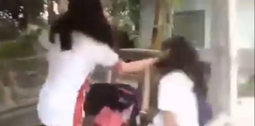 Video of Lucena bullying incident goes viral online