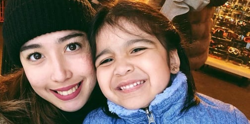 Dani Barretto: 'I'm very protective of my siblings'