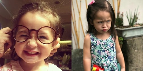2-Year-Old Luna Agoncillo is just the cutest ever!