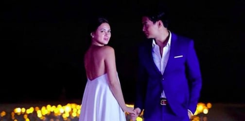 Precious Lara Quigaman is pregnant with her second child!