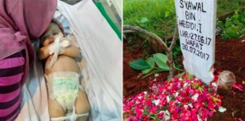 Newborn's death due to second-hand smoking is a grim warning to all parents