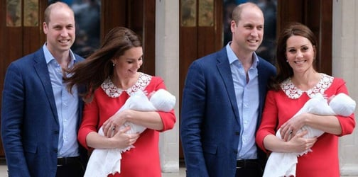 Kate Middleton's Post-Birth Picture Proves That Moms Just Cannot Win