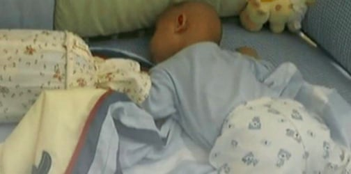 Baby's death highlights the importance of safe sleep positions