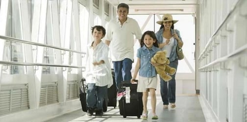 11 Tips When You Are Flying With Children