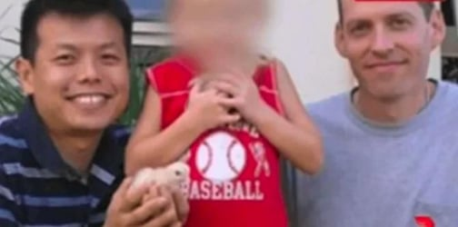 Shocking! Adopted boy raped by fathers for pornography
