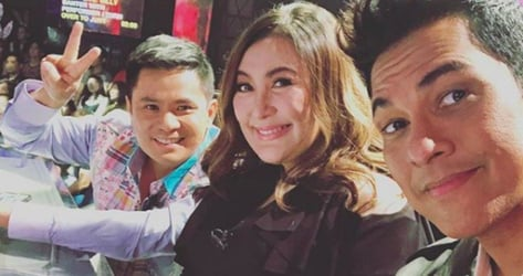 Actress Sharon Cuneta had surgery to remove a lump on her neck