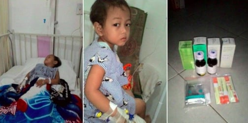 Child passes bloody stools after swimming in pool: Need for pool hygiene