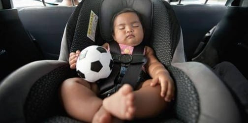 Watch out for this unexpected car seat danger