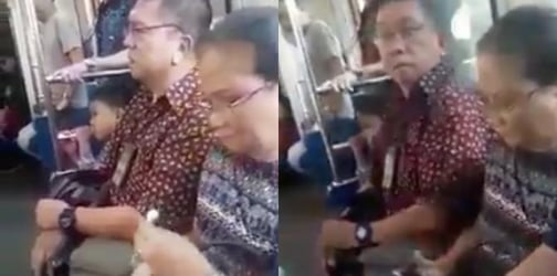 Elderly man forces kids to give up seats on LRT: Did he have the right to do so?