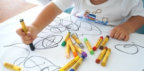 A child's drawings may predict their IQ