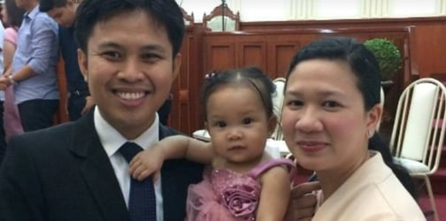 Pregnant lawyer stabbed to death in QC, husband pleads for justice