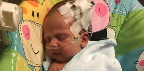 Don't visit a newborn when sick: another heartbreaking reminder