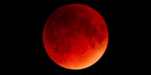 Panoorin mamaya ang longest lunar eclipse of the century in 2018!