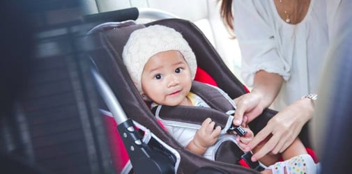 5 things to consider when buying a car seat for your child