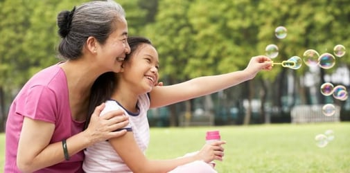 Why maternal grandmothers play a special role in grandchildren's lives