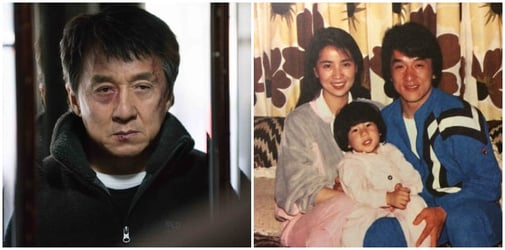 Jackie Chan admits to cheating on his wife and abusing his son in new book