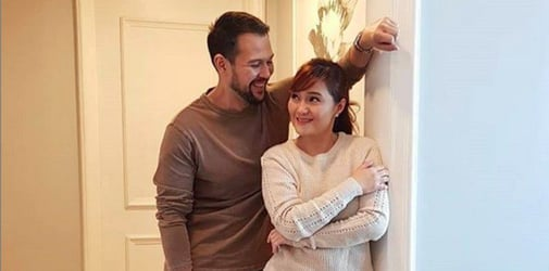 Gladys Reyes at Christopher Roxas: 26 years in love