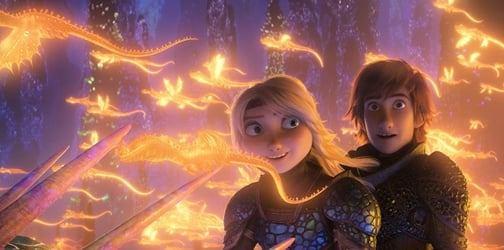 Why you and your kids should definitely watch How to Train Your Dragon: The Hidden World