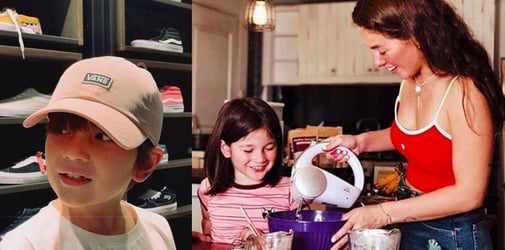 Andi Eigenmann answers bashers of daughter's haircut