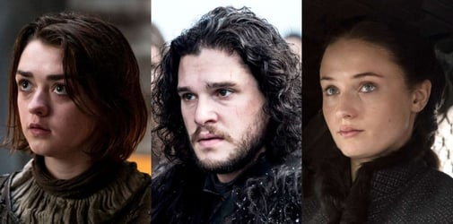 """""""Game of Thrones"""" names and meanings for your babies"""