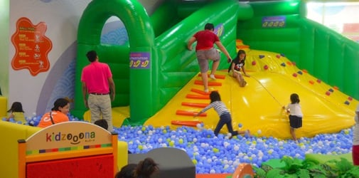Kidzoona branches, party packages, entrance fees, and more