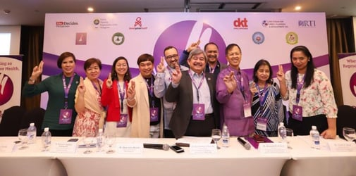 DO IT RIGHT! campaign calls on Filipinos to proudly show their support for RH and family planning