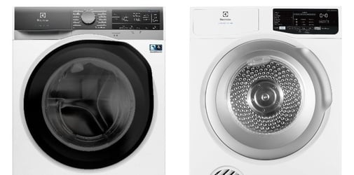 Dare to wash with Electrolux UltimateCare washing machines and dryers