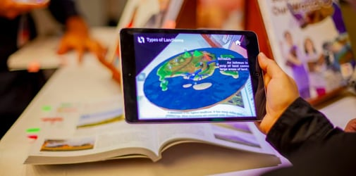 Vibal Launches Augmented Reality Mobile App for Textbooks