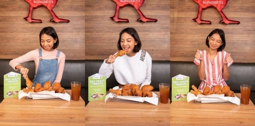 Chicken All-You-Can for 1 year when you #ScanToPay with PayMaya at BonChon!