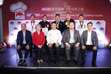 Philippines qualifies for Lee Kum Kee's first-ever International Young Chef Chinese Culinary Challenge