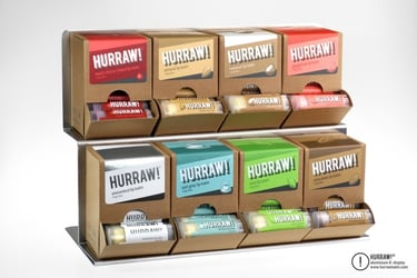 Hurraw! Get trendy with these new lip balm flavors