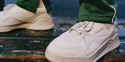 Lacoste Court Slam: Keeping in step with iconic '90s style