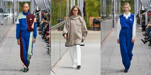 LOOK: Lacoste Spring Summer 2020 Fashion Show