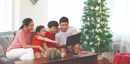 Enjoy the fastest, most affordable, and family-sized PREPAID home Internet!