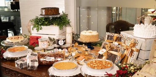 A healthy food catering for your family reunion this Christmas